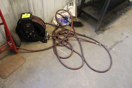 "Reel Works 3/8"" Air Hose Reel"