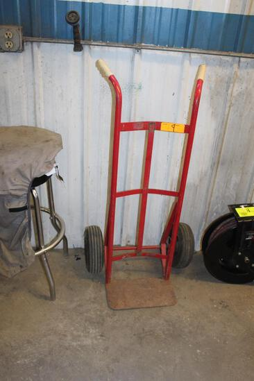 2 Wheel Truck Dolly, 1 Tire Needs Repair