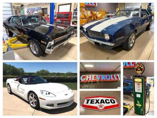 BURY FAMILY COLLECTION ONLINE AUCTION