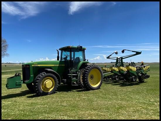 BRAD & NANCY ANDERSON FARM RETIREMENT AUCTION