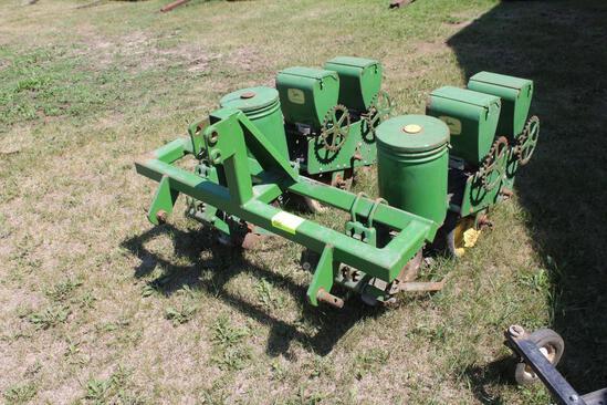 "JD 2R30"" Unit Planter, H&I, 3Pt"