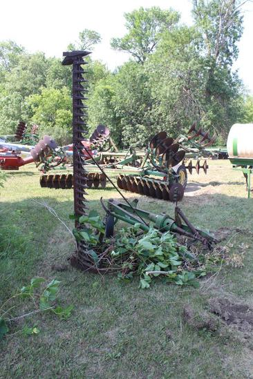 JD No.8 Sickle Mower for parts