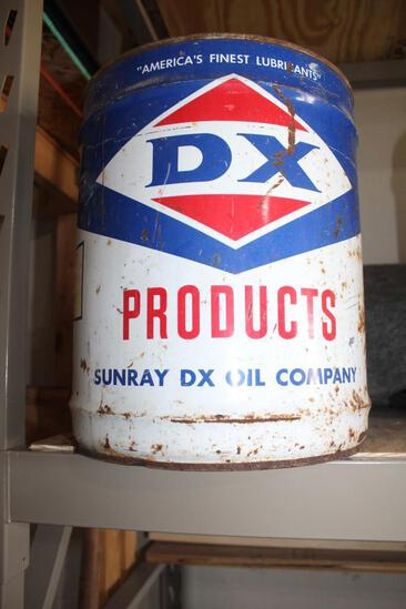 DX 5 GALLON OIL CAN