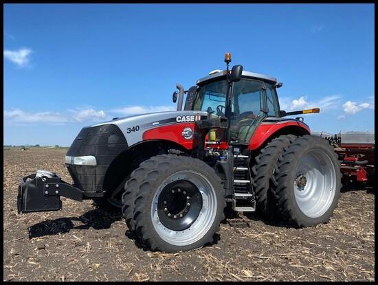 WILLARD & HEATHER FLUCK FARM RETIREMENT AUCTION