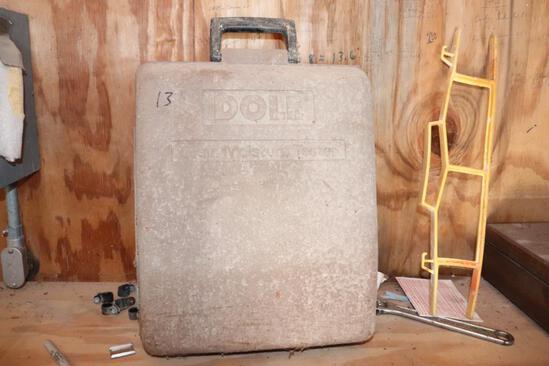 Dole 300 Grain Moisture Tester, in carry case