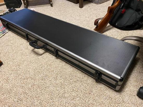 WINCHESTER LONG GUN HARD CASE WITH 4 BUCKLE LATCHES