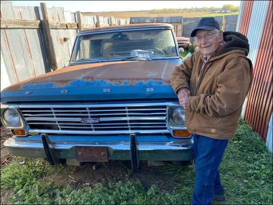 David Heier Barn Find Collectible Car Auction