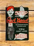 Red Head Spark Plugs