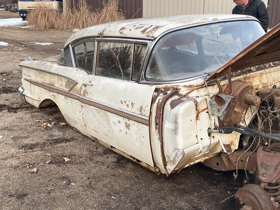 1958 Chevy Bel Aire