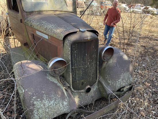 1930s Dodge Truck Dually