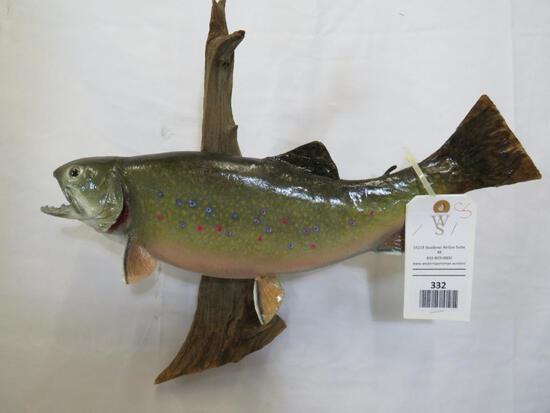 REAL SKIN FISH MT
