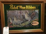 PABST BLUE RIBBON Upland Game Birds