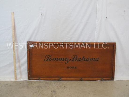 TOMMY BAHAMA HOME SIGN
