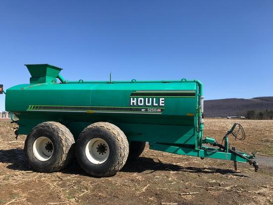 Houle 5250 Liquid Manure Spreader Tank