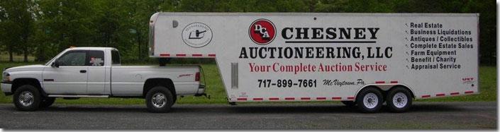 Chesney Auctioneering