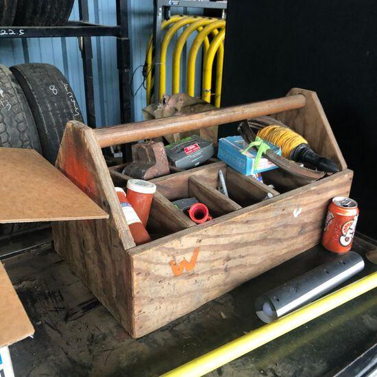 Tool Box w/misc