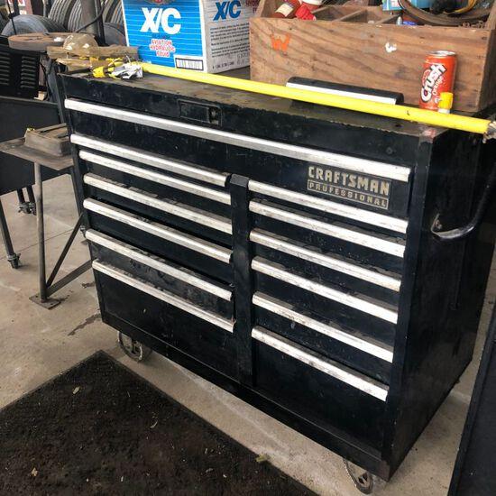 Craftsman Professional Toolbox