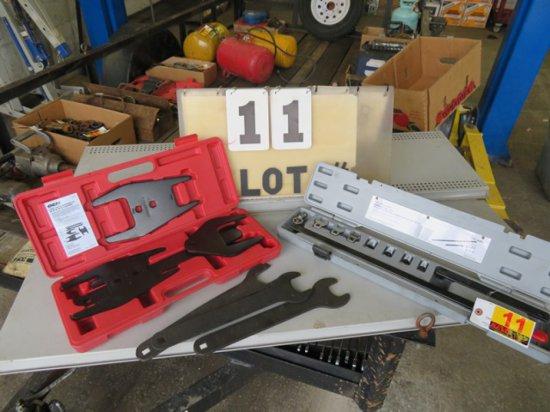 OEM Clutch Wrench Set & Serpentine Belt Tool