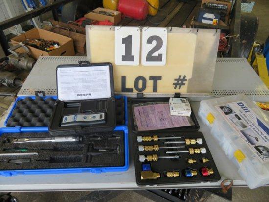Tire Pressure Monitoring Equipment