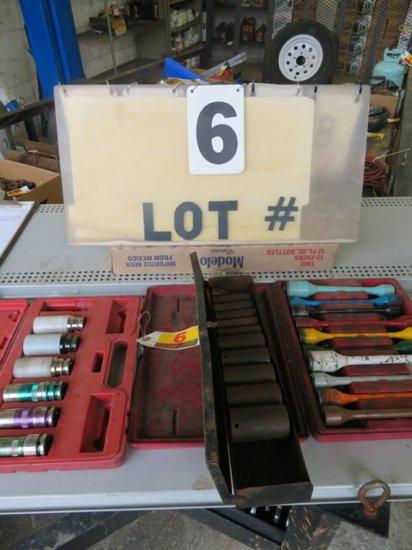 (3) Sets of Impact Sockets