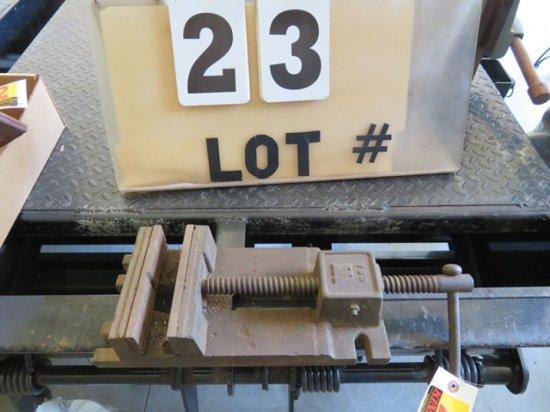 """Wilton 6"""" Drill Press Vise"""