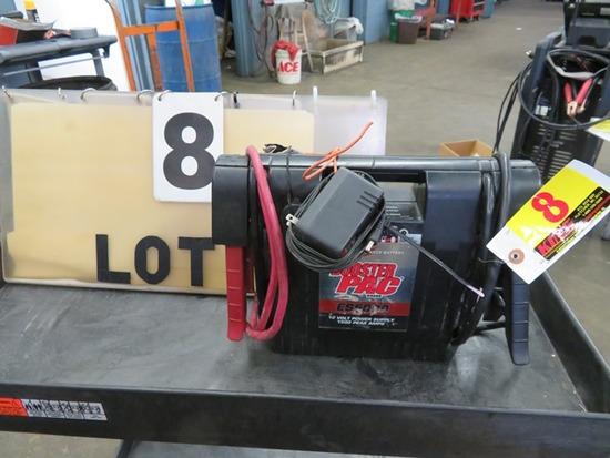 Booster Pac ES5000 1500 Peak Amp Jump Box