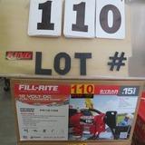 Fill-Rite Fuel Transfer Pump, FR1200 Series
