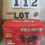 Fill-Rite Fuel Transfer Pump, 15-GPM