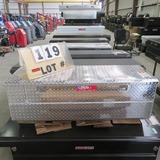 RDS Aluminum Tank & Tool Box Combo (New)
