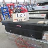 Weather Guard Aluminum Saddle Box