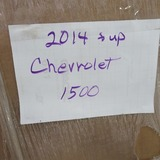 Ranch Hand Grill Guard for 2014-Up Chev