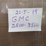 Ranch Hand Grill GuardBumper Combo for 2015 GMC