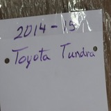 Cattleman Grill Guard For 2014-2015 Toyota Tundra