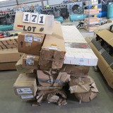 Pallet of approx. (15) sets of Side & Step Bars