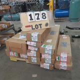 Pallet of B*W Hitches & Parts (New)
