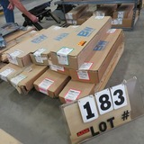 Pallet of B*W Turnover Balls for 2011-15 Ford