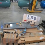 Pallet of Misc. B*W Hitch Parts