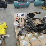 Pallet of (6) Curt Hitches & Misc. Hitch Parts