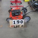 Husqvarna LC 121B Push Lawn Mower