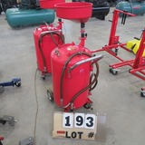 ATD-5203 30-Gal. Pressurized Oil Drain