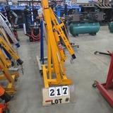 Performance Tool 2-Ton - 1/2-Ton Folding Engine