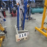 AC Delco 2-Ton - 1/2-Ton Mobile Engine Hoist