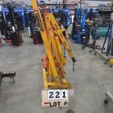 Wilmar 2-Ton - 1/2-Ton Mobile Engine Hoist