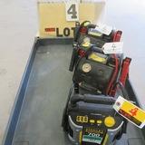 (3) Jump Boxes/ Air Compressors