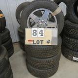 (4) Goodyear New Take-Off Tires w/8-Lug Chevrolet