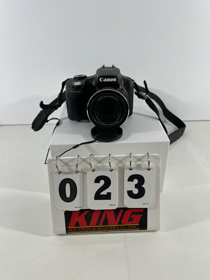 Canon SX50HS Digital Camera