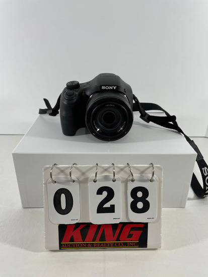 Sony DSC HX300 Camera