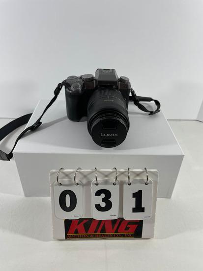 Lumix G Camera