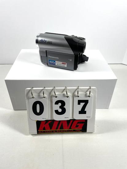 Panasonic 42 x Optical Zoom Video Camera