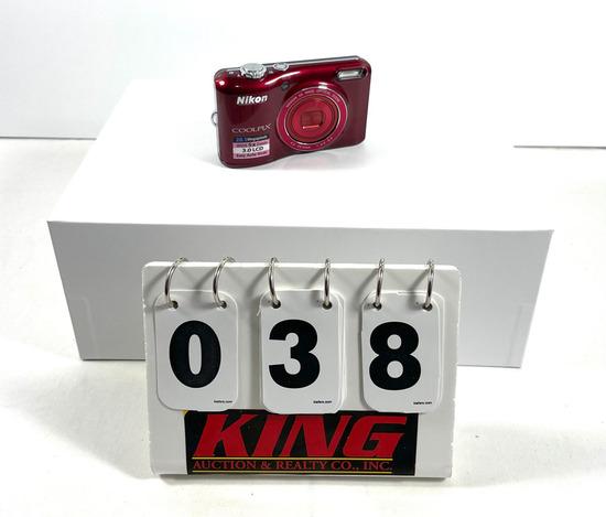 Nikon Cool Pix L.28 20.1 Mega Pixel Camera